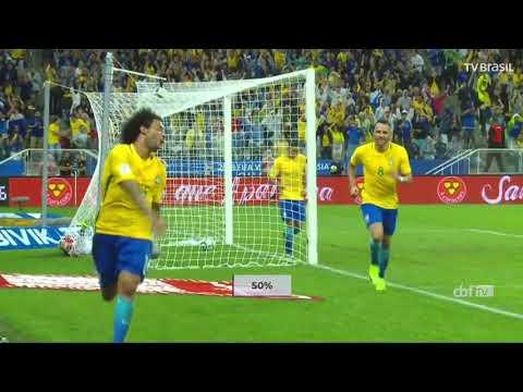 Brasil tem 21% de chances de vencer a Copa, aponta FGV