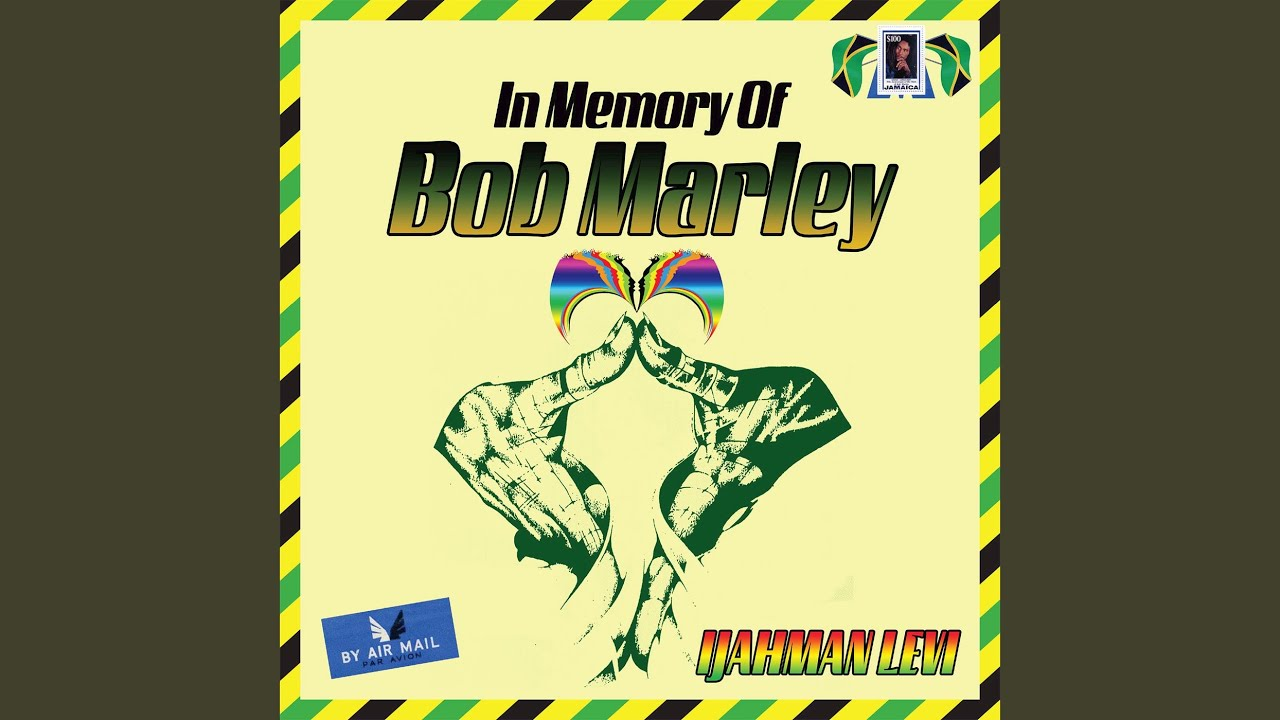 In memory of Bob Marley