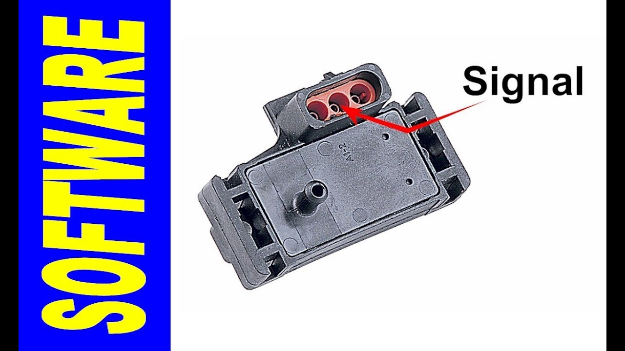 map sensor quick-fix