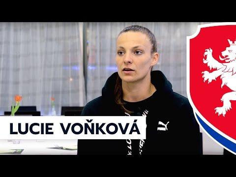Lucie Voňková: Každý zápas je zážitek