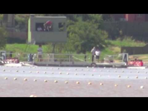 Rowing Fail Capsize