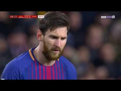 Valencia vs Barcelona (0-2) Partido Completo | Copa del Rey | 8.2.2018⚽