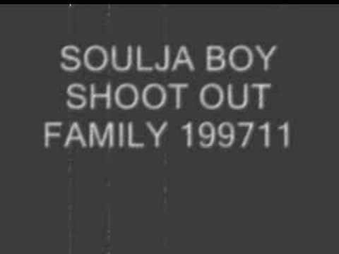 soulja boy shoot out
