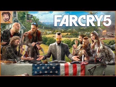 FAR CRY 5 | Fall's End Liberation
