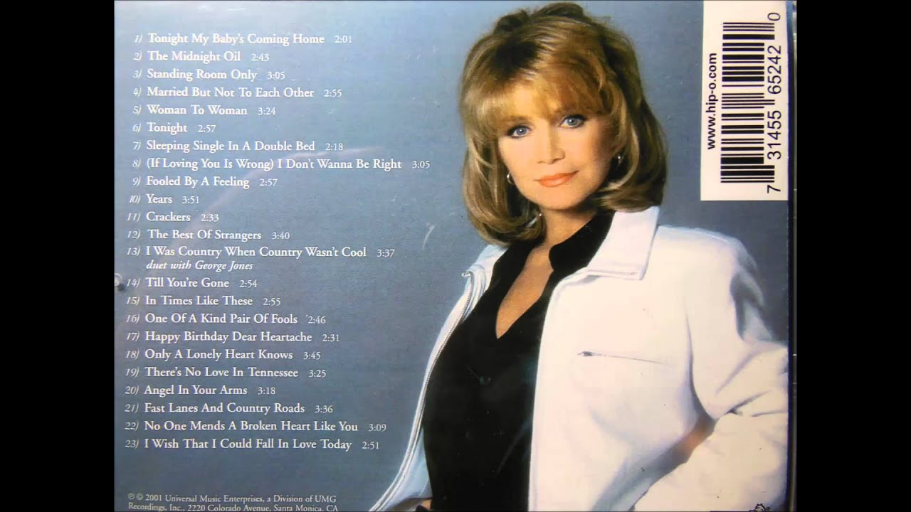 barbara mandrell husband