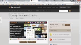 Настройка сайта на Wordpress