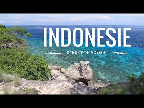 ♡ Carnet de voyage - Indonésie