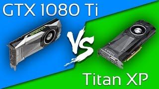 GTX 1080 Ti vs Titan X Pascal 1080p 1440p