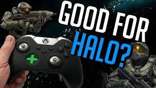 Xbox One Elite Controller Review – Does it work for Halo?