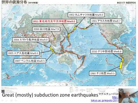 01--Introduction to Active Tectonics (LIPI Indonesia lectures 2013)