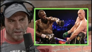 Joe Rogan on Tyson Fury vs. Deontay Wilder Rematch
