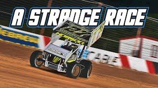 iRacing: A Strange Race (360 Sprintcars @ Lanier)