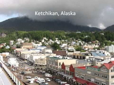 Alaska- Sky Sailing w/lyrics/Skyline photos