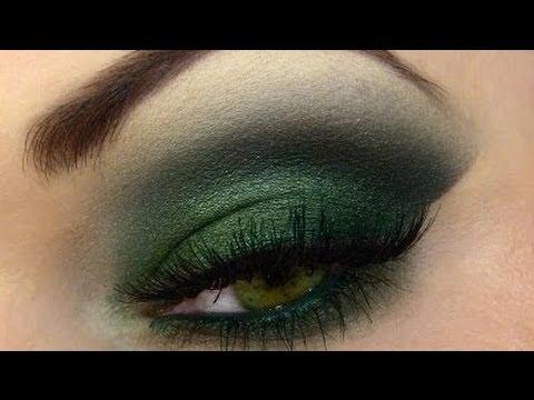 Дневной макияж для зеленых глаз на каждый день с Катей Козловской || Make-up for Green Eyes