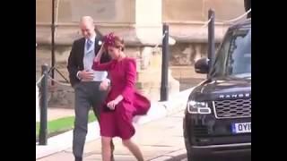 Свадьба принцессы Евгении и Джека Бруксбэнка: Меган Маркл и Кейт Миддлтон