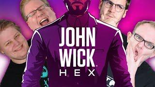 P.E.N.I.S: John Wick Hex
