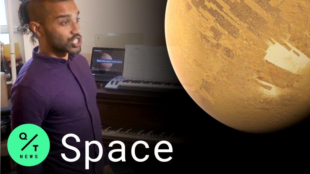 Mars 2020: Opera Singer Writes an Anthem for Red Planet - Bloomberg QuickTake News
