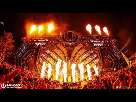 Afrojack - Live @ Ultra Music Festival Miami 2016