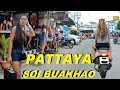 STREETS OF PATTAYA 2017 - BIKE VLOG SOI BUAKHAO