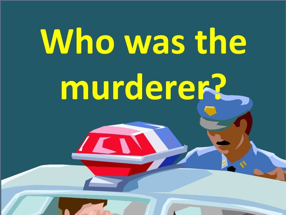 The Murder Mystery Game 2 - YouTube