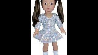 American Girl Doll Clothes Patterns Ballerina Skirt