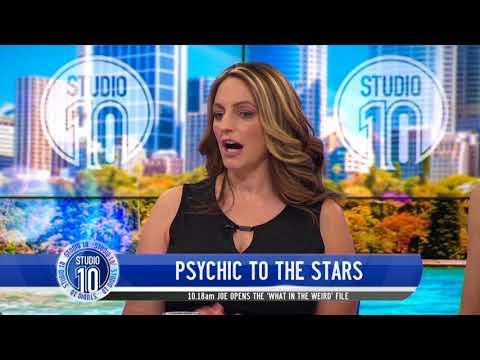 Psychic Medium Lisa Williams' Talks Regulations & Makes Political Predictions | Studio 10