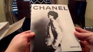 Unboxing Chanel Book Set