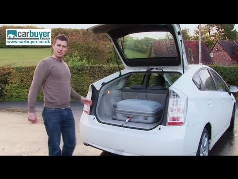 Toyota Prius review - CarBuyer
