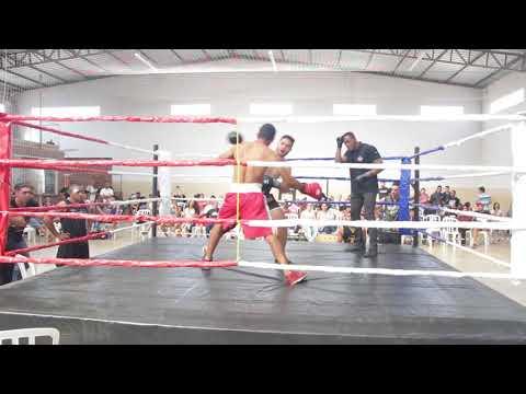 Saymon Fight    3° torneio Boxe   Muay Thai   03 LUTA