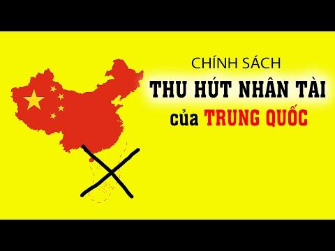 Chính sách thu hút nhân tài của Trung Quốc khiến thế giới nể phục