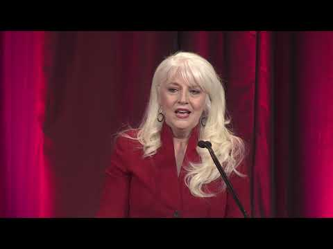 Honoree Cynthia Germanotta of the Born This Way Foundation at ...