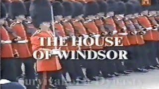 英国王室ウィンザー家の一世紀