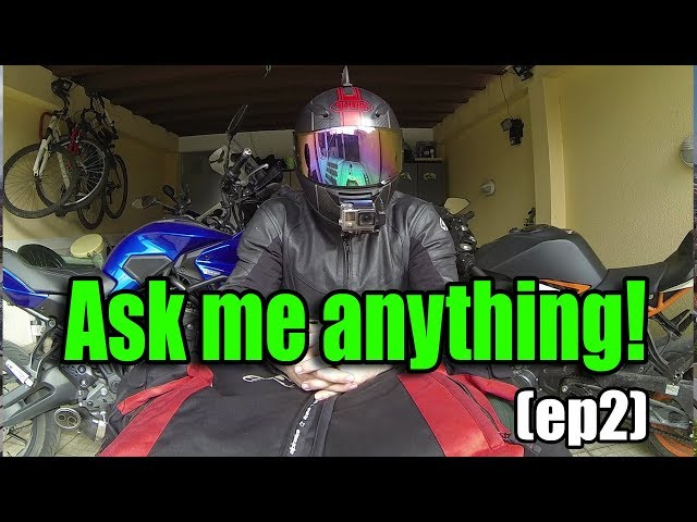 Ask me anything! The answers - ep2