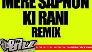 The Bilz & Kashif - Mere Sapnon Ki Rani (Bollywood Remix)