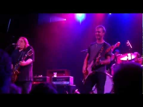 Gov't Mule - Kenny Wayne Shepherd - Paris - 09/07/2012