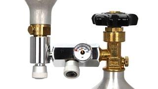 SodaStream Cylinder Refill Adapter