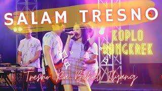 Salam Tresno Live Koplo - Lutfiana Dewi (Official Music Video ANEKA SAFARI)