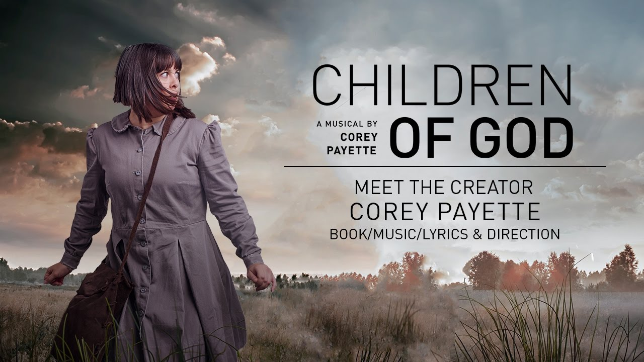 video: Children of God - Creator Corey Payette
