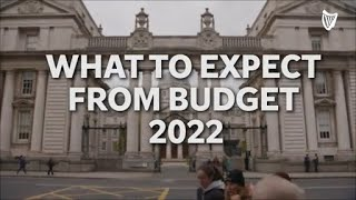 What you can expect from Budget 2022