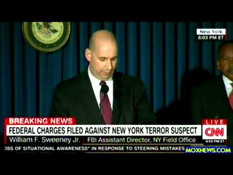 FBI Says NYC Truck Attacker Admits To Becoming Radicalized By Online Videos