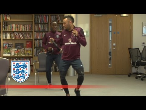 Hilarious outtakes from Saido Berahino & Nathan Redmond  | Roommates