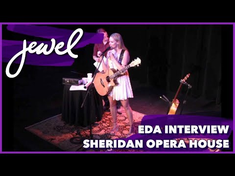 EDA Interview - Sheridan Opera House