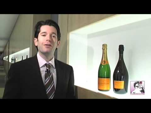 About Wine and Vintage Champagne: Veuve Clicquot - click image for video