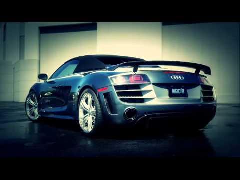 Audi R8 V10 GT borla exhaust system escapes acero inoxidable cat back
