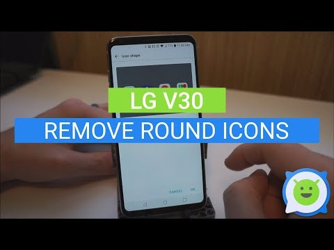 LG V30: How to remove the