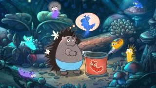 Мультфильмы для детей про животных Волшебный лес