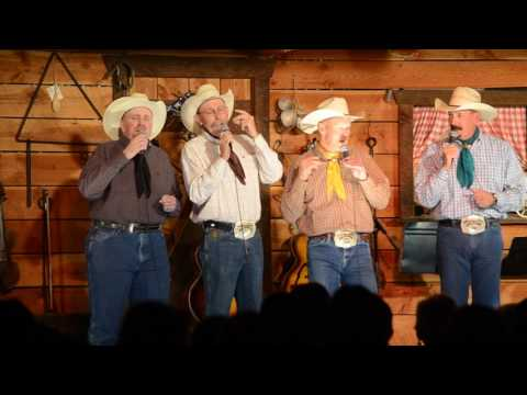 THE BAR J WRANGLERS SWING LOW SWEET CHARIOT