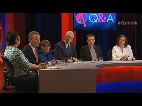 Q&A - Federation, Funding, Disability and Disunity