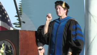 Cerritos College 2012 Commencement Speaker-Dr. Roz Rosen