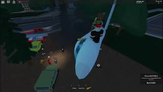 Roblox | NYC Plane crash!